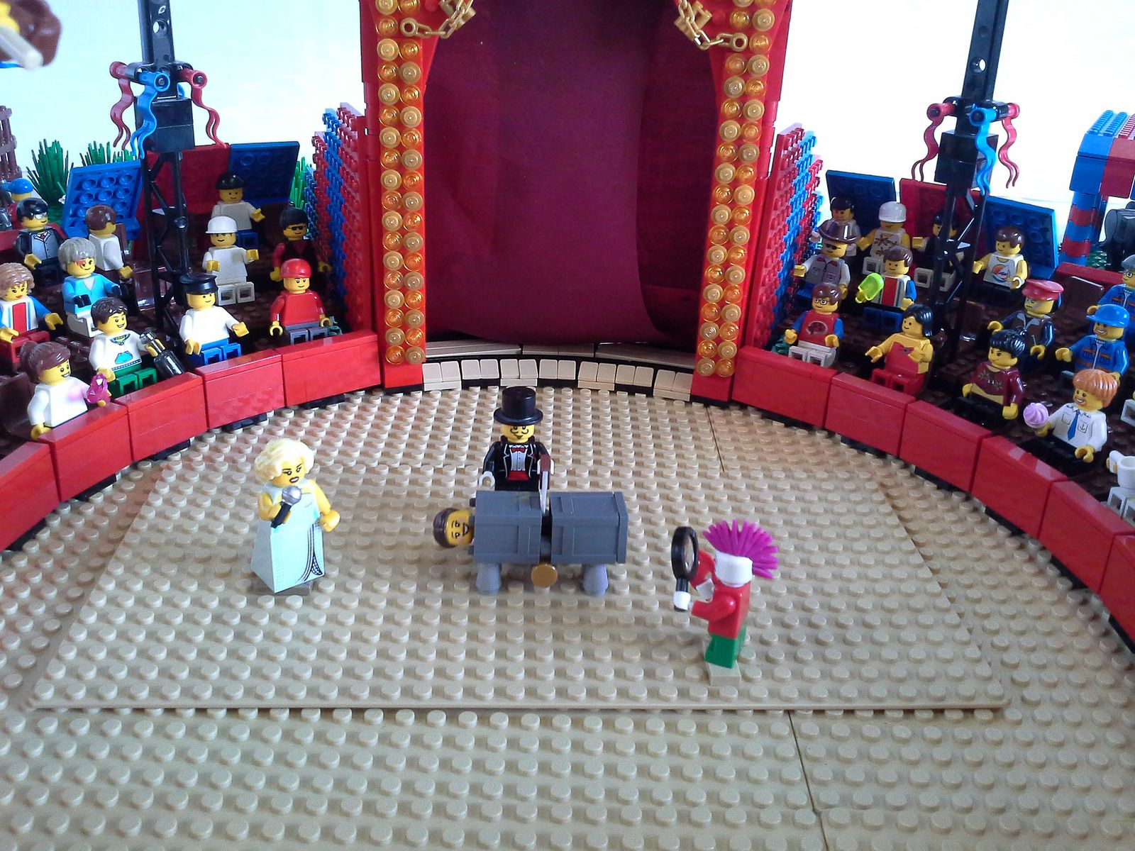 Lego at the Circus  | by boris.heinke