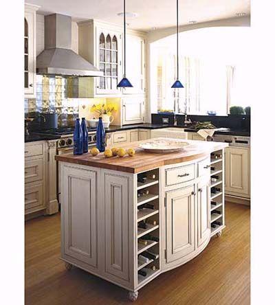 alternative kitchen island ideas | Loft room | Pinterest | Islas ...