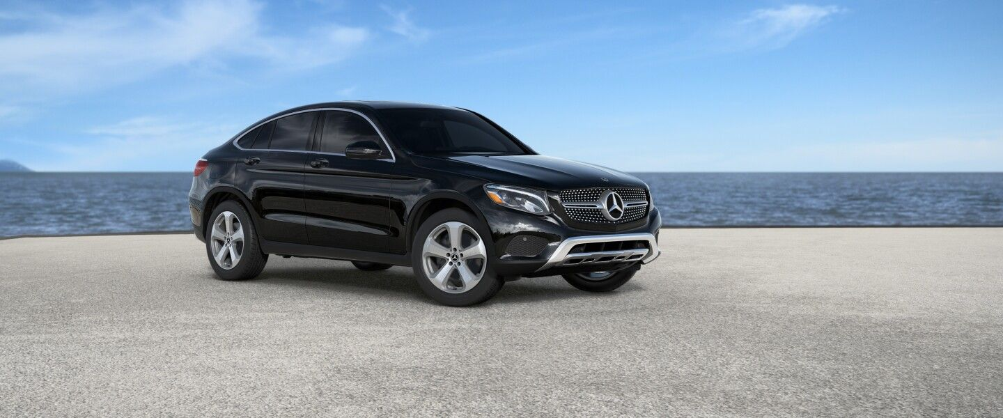 Mercedes Benz Glc Coupe 2018 With Images Mercedes Benz Suv