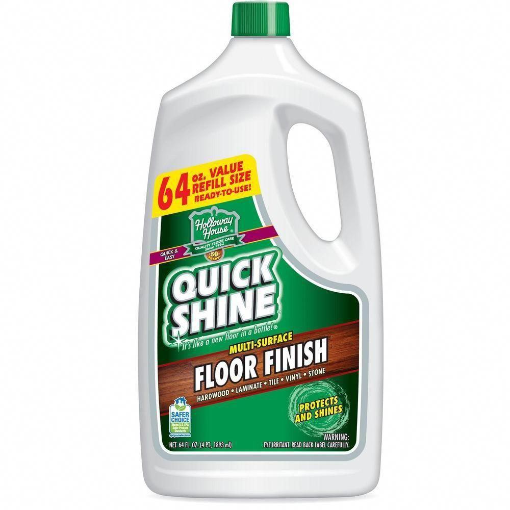 QUICK SHINE 64 oz. Floor Finish51590 The Home Depot