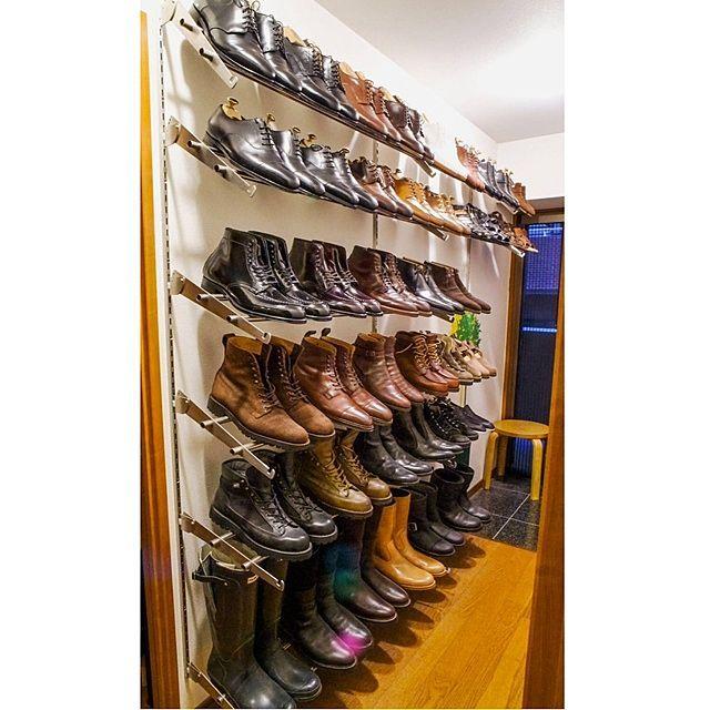 おしゃれ玄関収納】靴からほうきまで片付くアイデア総集編