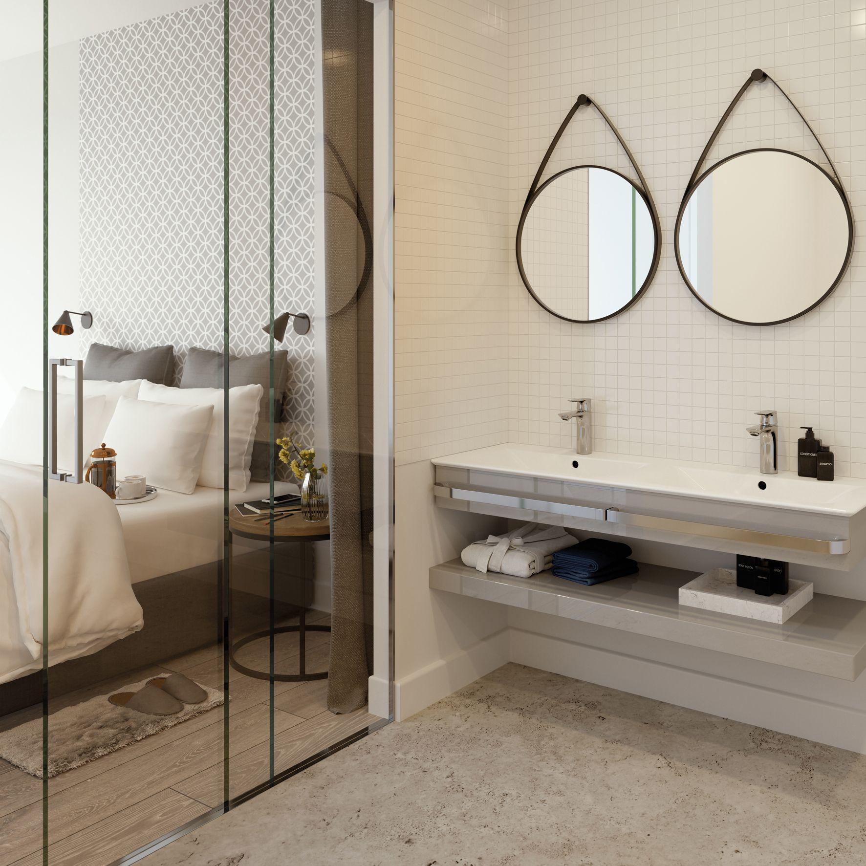 Salle De Bain Tunisie Decor ~ robinetterie connect air d ideal standard salle de bains