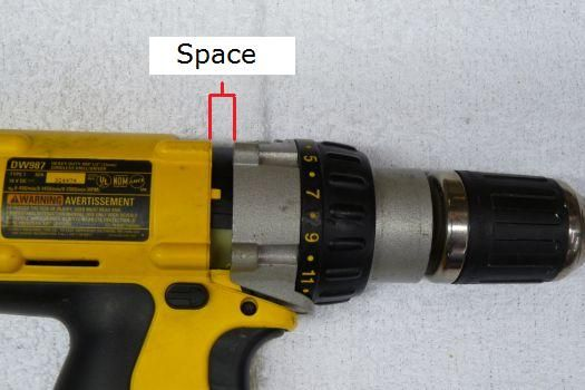 How To Remove The Transmission Of A Dewalt Dw987 Drill Dewalt Drill Drill Dewalt