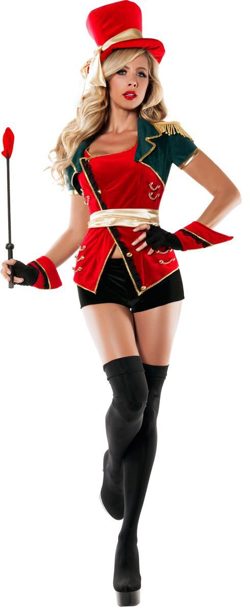 Adult Carnivale Ringmaster Costume - Party City | Halloween ...