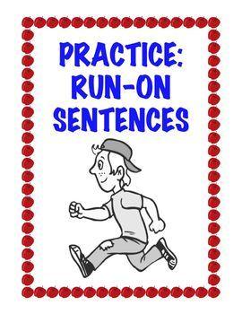 Run-on sentence... Help?