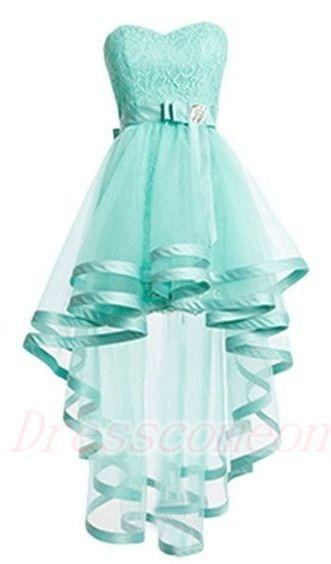 ac84fc2c1b2c awesome Mint Green Short Graduation Dresses