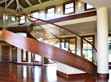 Best Glass Staircase Contemporary Staircase Modern Staircase 640 x 480