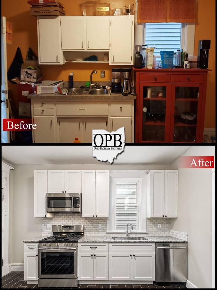 Complete Clintonville Kitchen Remodel!