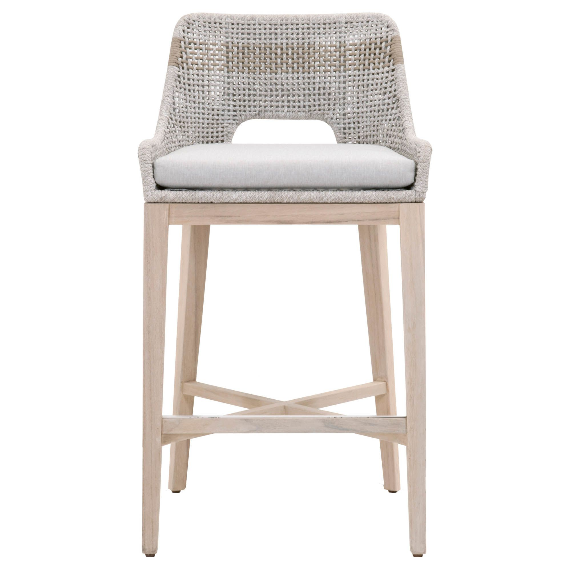 Panorama Indoor Outdoor Bar Stool White Counter Stools