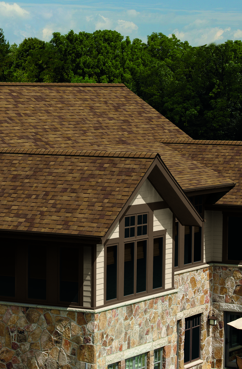 Owens Corning Desert Tan Shingles Shingle Exterior Roofing Diy Roofing