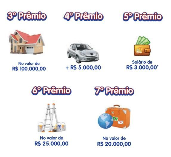 Premio Extra Rio De Premios 349 Rio De Premios Rio Sorteio