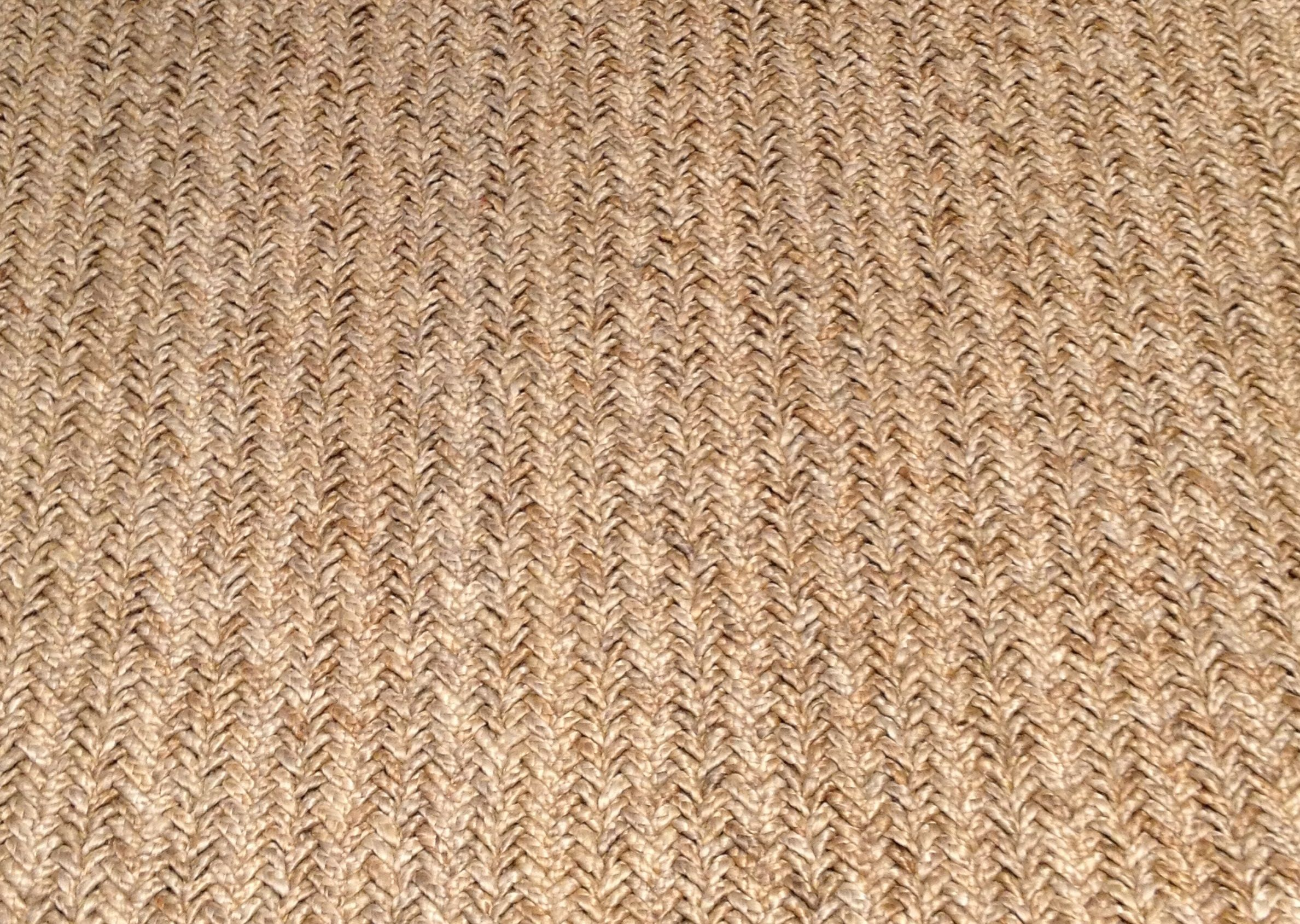 Ali Braided Jute Hand Made Rug By Tim Page Carpets