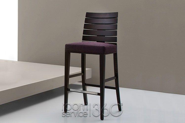 Charm Designer Bar Stool By Costantini Pietro Contemporary Bar Stools Bar Stool Furniture Upholstered Bar Stools