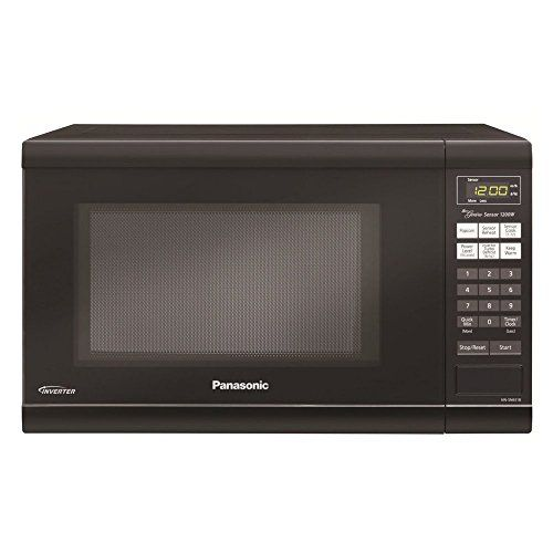 Panasonic 1 2 Cu Ft Countertop Microwave Oven With Inverter