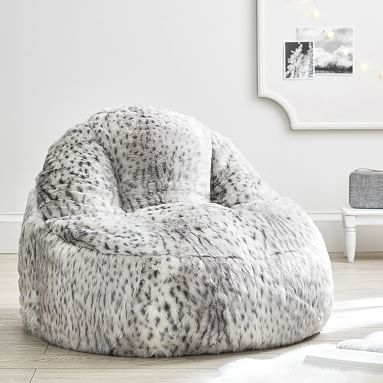 leanback lounger chairs futon target gray leopard faux fur extra room stuff chair 169 today 25 off order