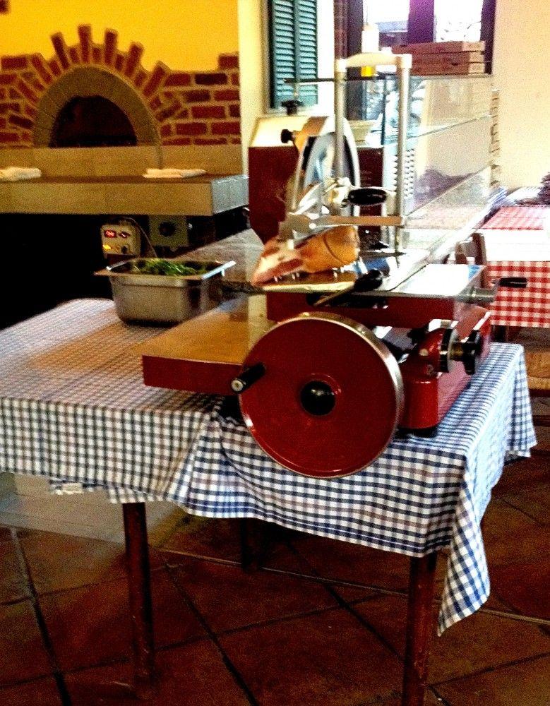 Leckere Pizza in Piazza heute auf dem Blog!