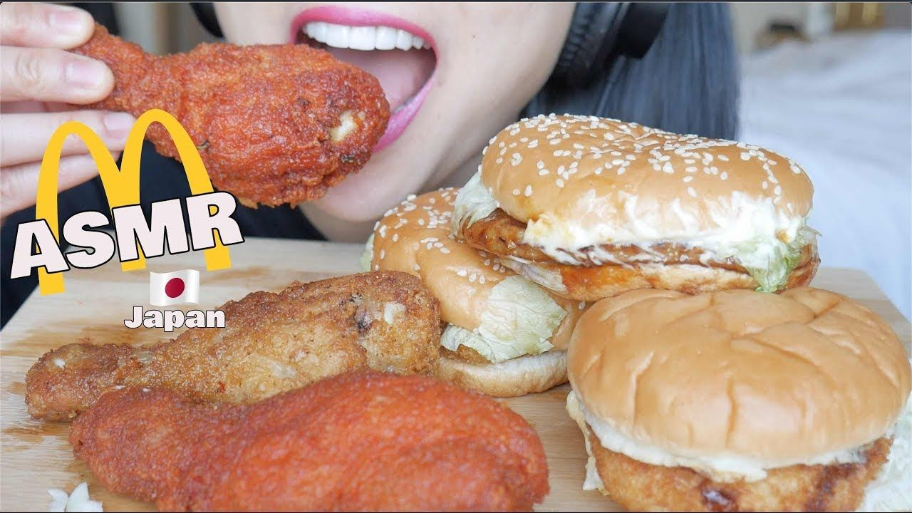 Asmr Mcdonalds Japan Fried Chicken Eating Sounds No Talking Sas Asmr Chicken Eating Eat Fried Chicken Then your in the right place :). no talking sas asmr chicken eating