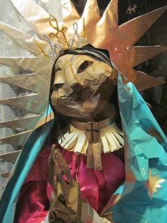 La Virgen de Guadalupe by Joe Davich