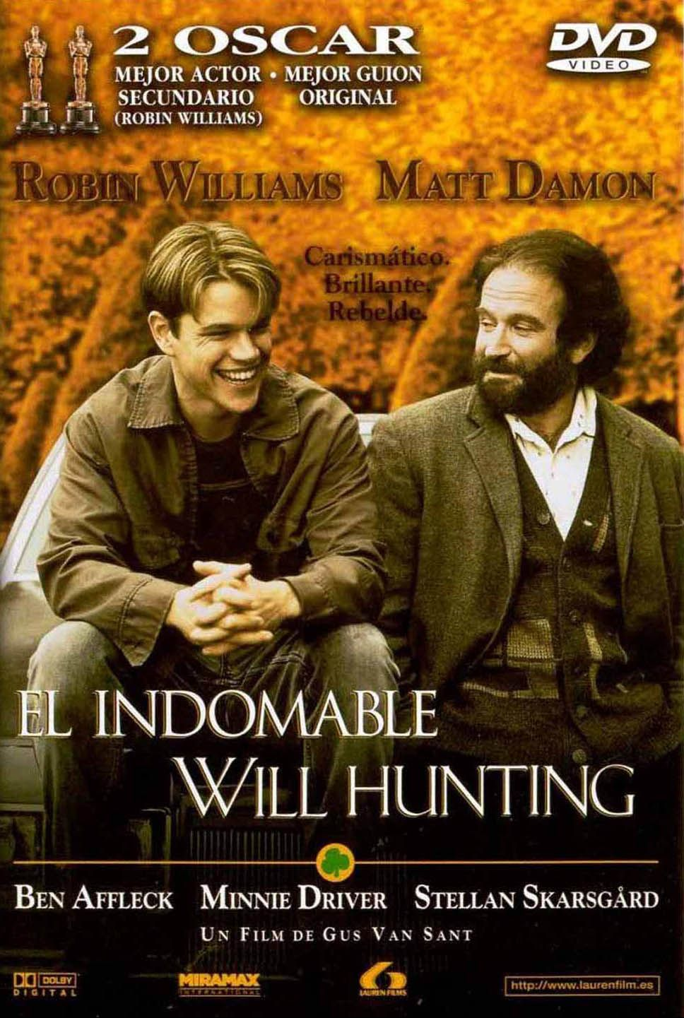 Pelicula El Indomable Will Hunting Mente Indomable El Indomable Will Hunting Indomable Pelicula