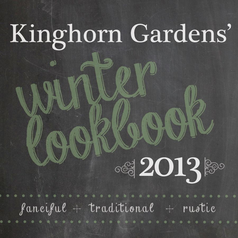 Check out Kinghorn Gardens' Winter Lookbook for this season's latest trends