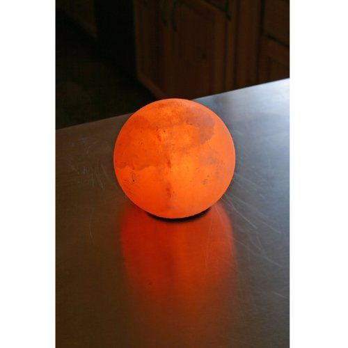 Salt Lamps Scientific Research : Solay Wellness Solay Globe Salt Lamp (8-10 Lbs) by Solay Wellness. USD 49.99. The globe is ...