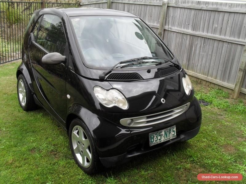 Car For Sale Smart Fortwo 2006 700cc Turbo