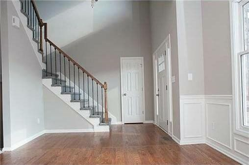 Sherwin Williams Colonnade Gray And Alabaster Gray Living Room Paint Colors Paint Colors For Home Light Gray Paint