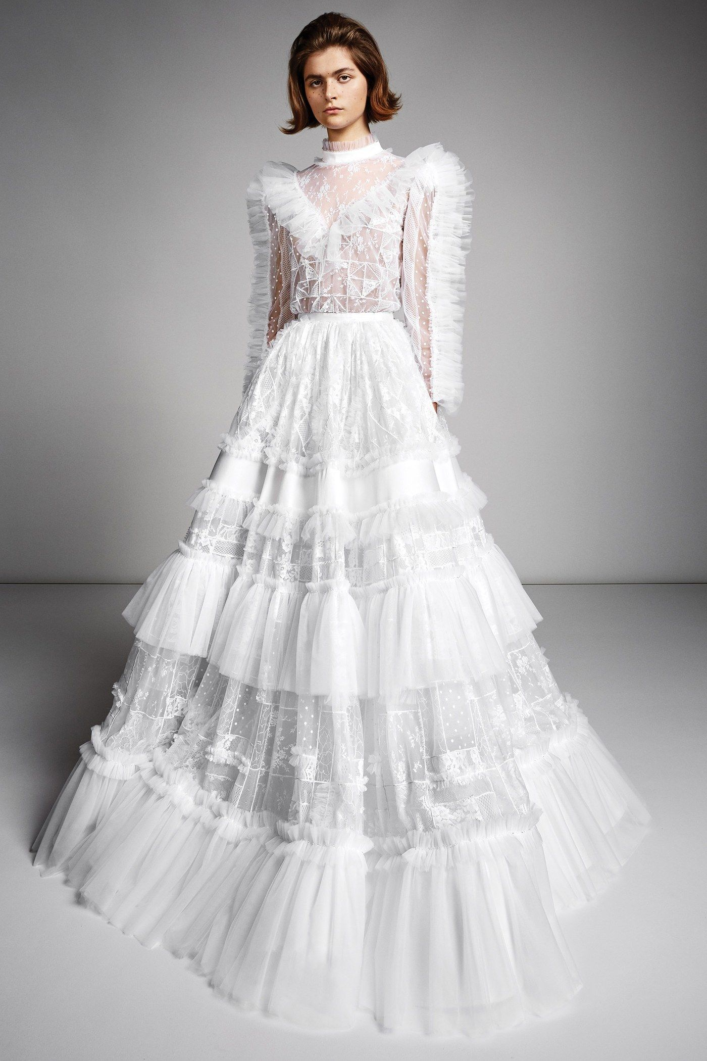 Fall 20's Top 20 Bridal Trends, From Major Sleeves to Gowns à la ...