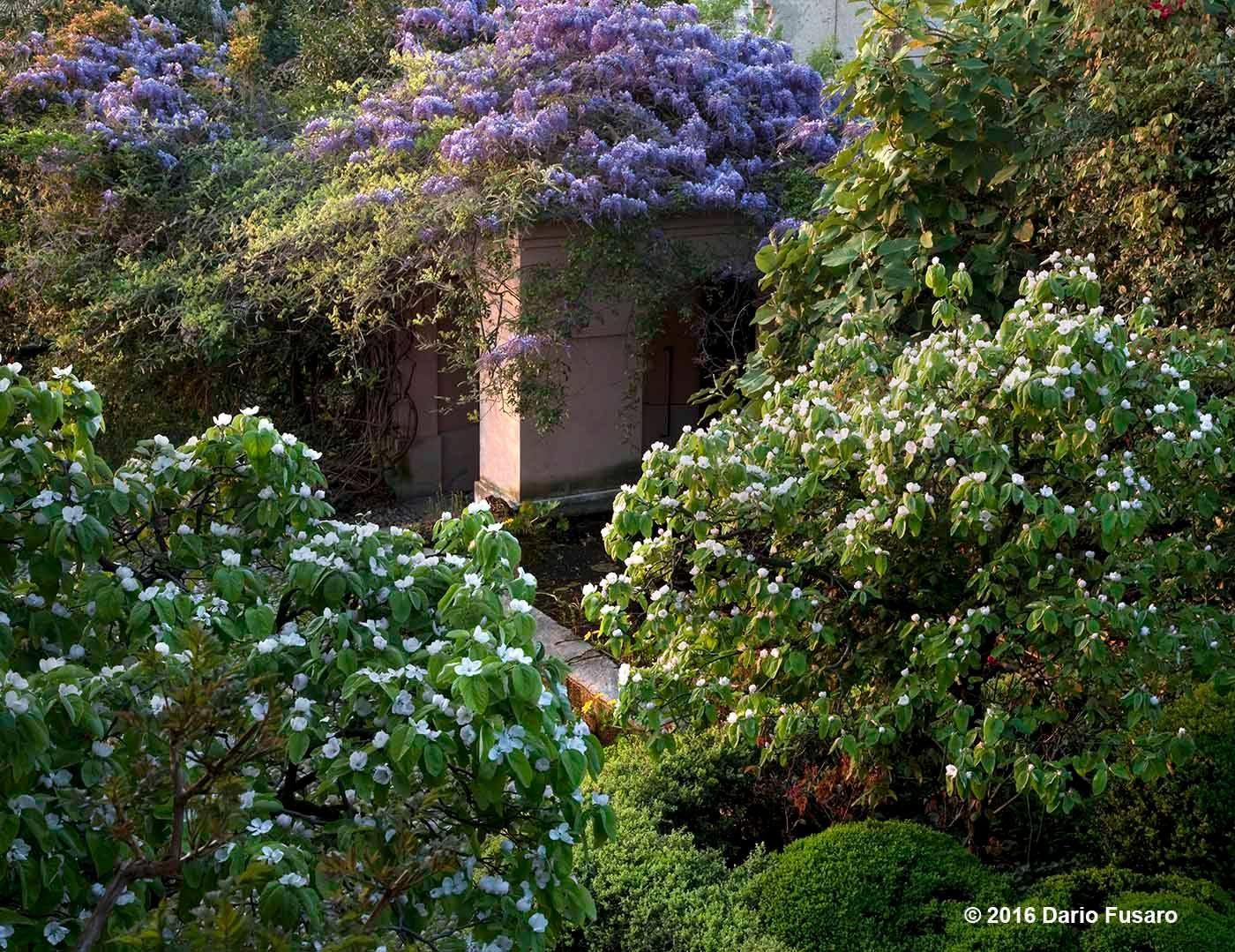 Il Bramafam, Garden Of Paolo Pejrone, Landscape Architect, Piedmont, Italy
