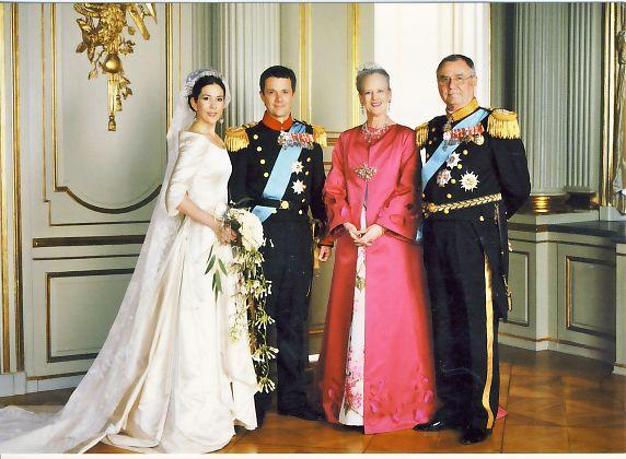 Margarethe Von Danemark Kronprinzessin Mary Prinzessin Mary Donaldson
