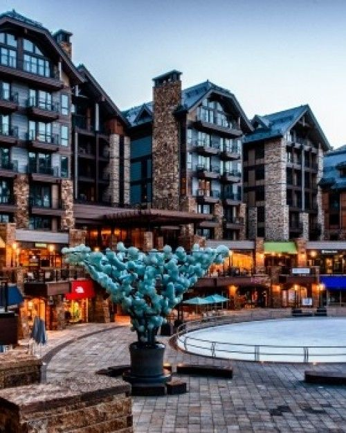 Colorado Elevation: Elevation Resort Residences At Solaris (Vail, CO