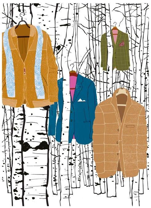 Studio Garcia: Illustrations by Jose Luis Garcia Lechner