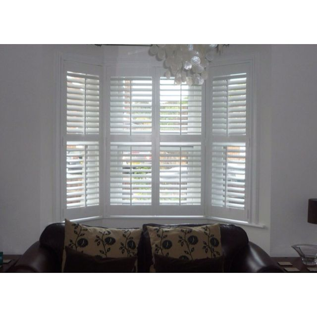 Idea For Bay Window Blinds All About Home Pinterest