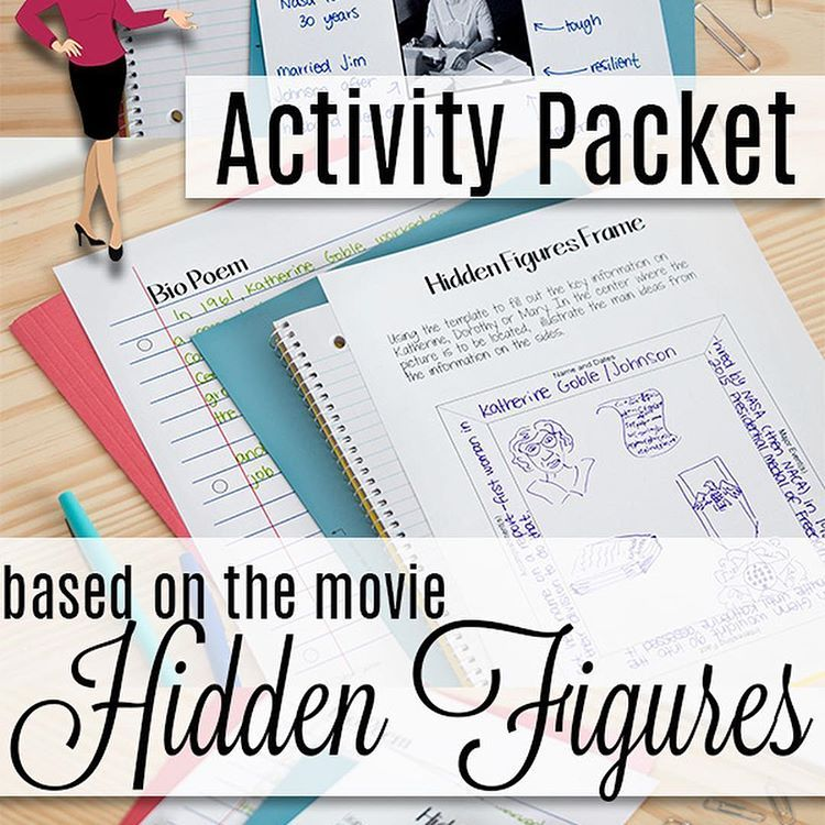 Science Hidden Facts: Engage With The Movie Hidden Figures With Differentiated