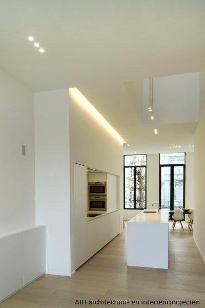 Ar licht interieur keuken pinterest keuken interieur en verlichting - Huis interieur architectuur ...