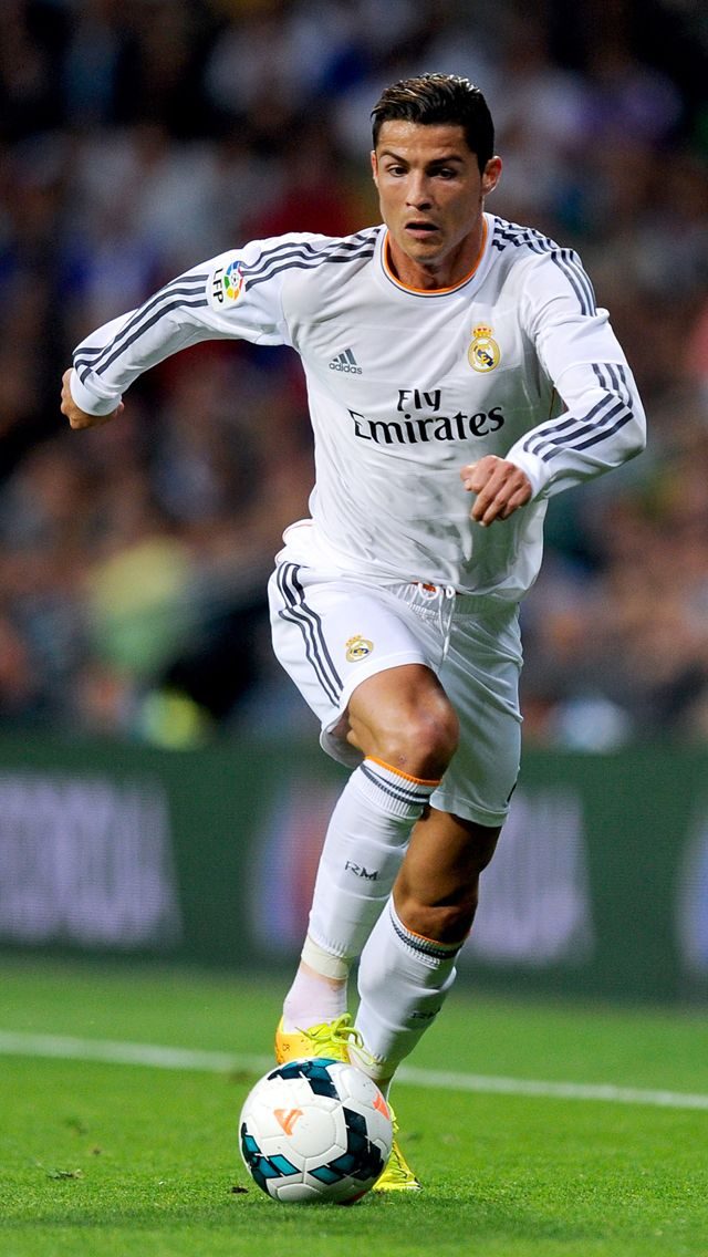 cristiano ronaldo of real madrid c f cr7 real madrid c. Black Bedroom Furniture Sets. Home Design Ideas