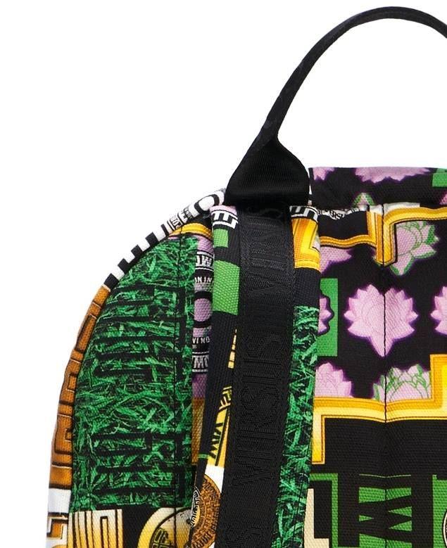 MIA X Versus Versace backpack. #MIAXVersus #VersusVersace