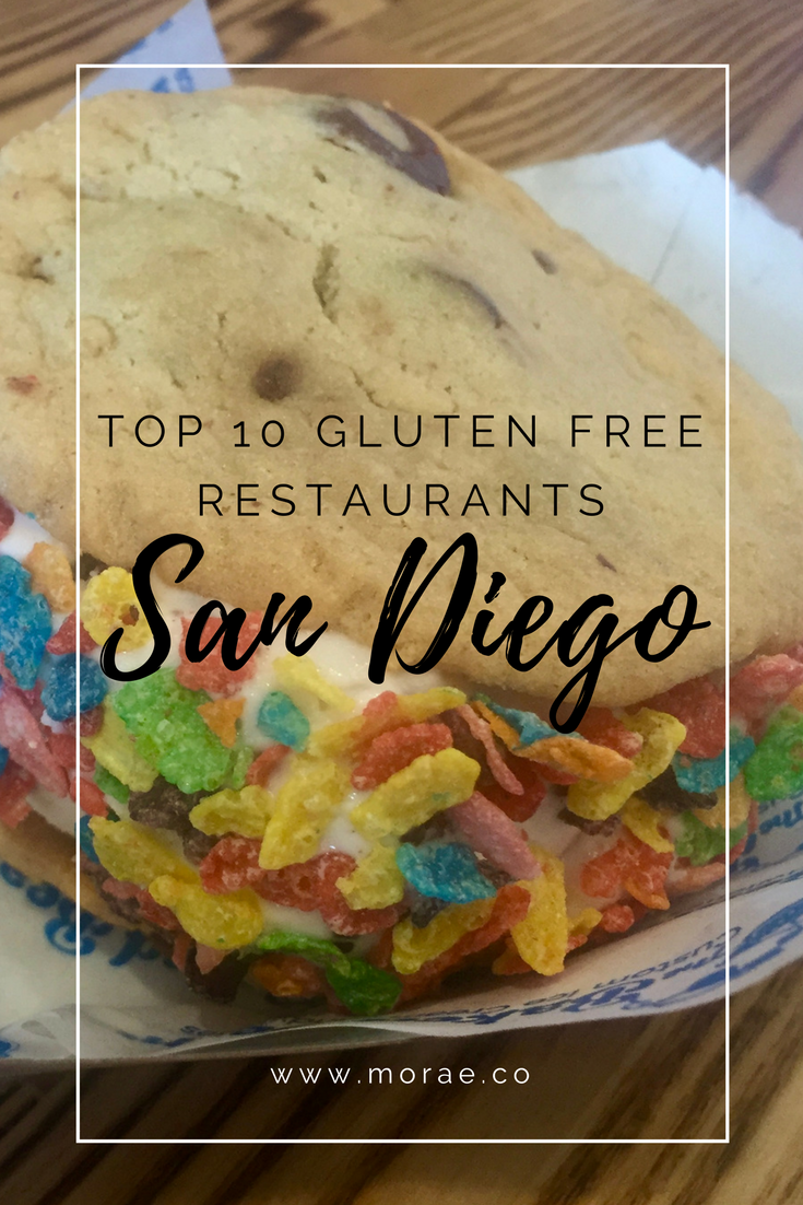 Top 10 Gluten Free Restaurants San Diego Places To Go