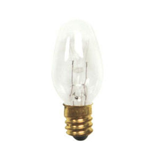 Bulbrite 7w 120v C7 Clear Blinking Holiday E12 Base Us 4 99 Free Shipping Bigboxpower