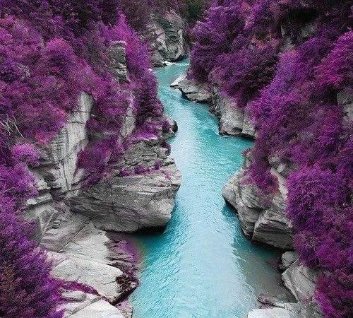 fairy pool, scotland