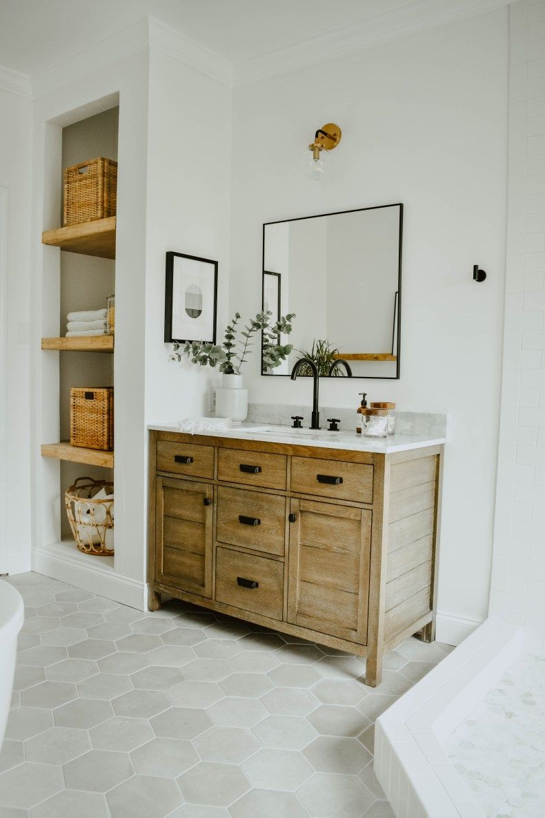 Photo of How to Transform a Linen Closet to Open Shelving – House On Longwood Lane