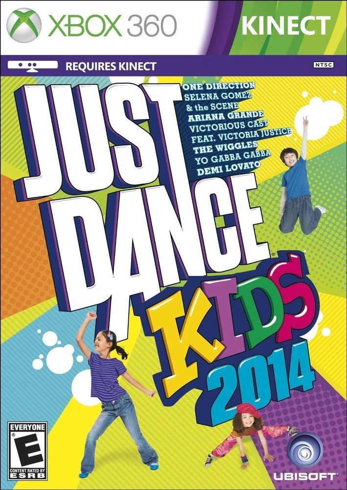Just Dance Kids 2014  Microsoft Xbox 360 NEW + FREE SHIPPING