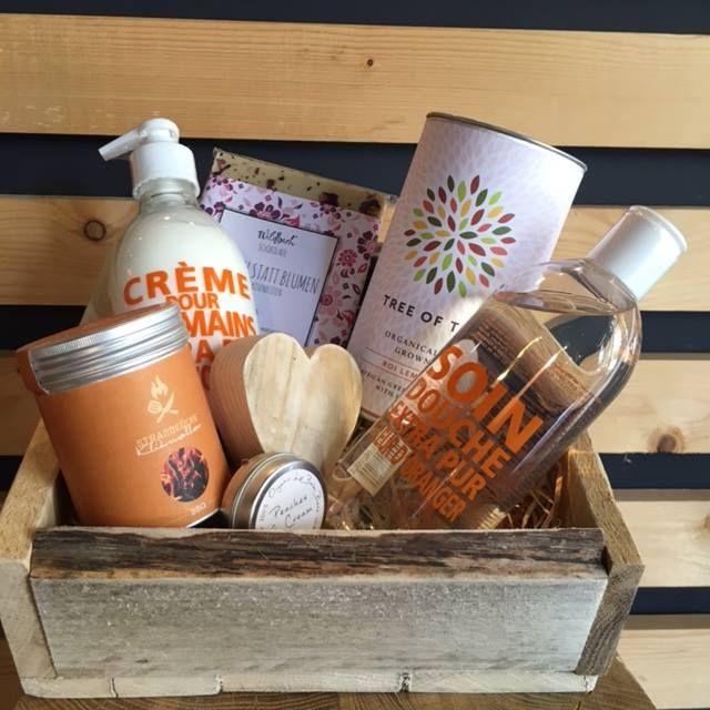 Die 'Sommer-Sonne-Lecker-Box'