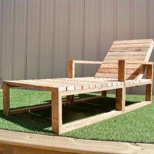 meubles et rangements bain de soleil en bois de palettes. Black Bedroom Furniture Sets. Home Design Ideas