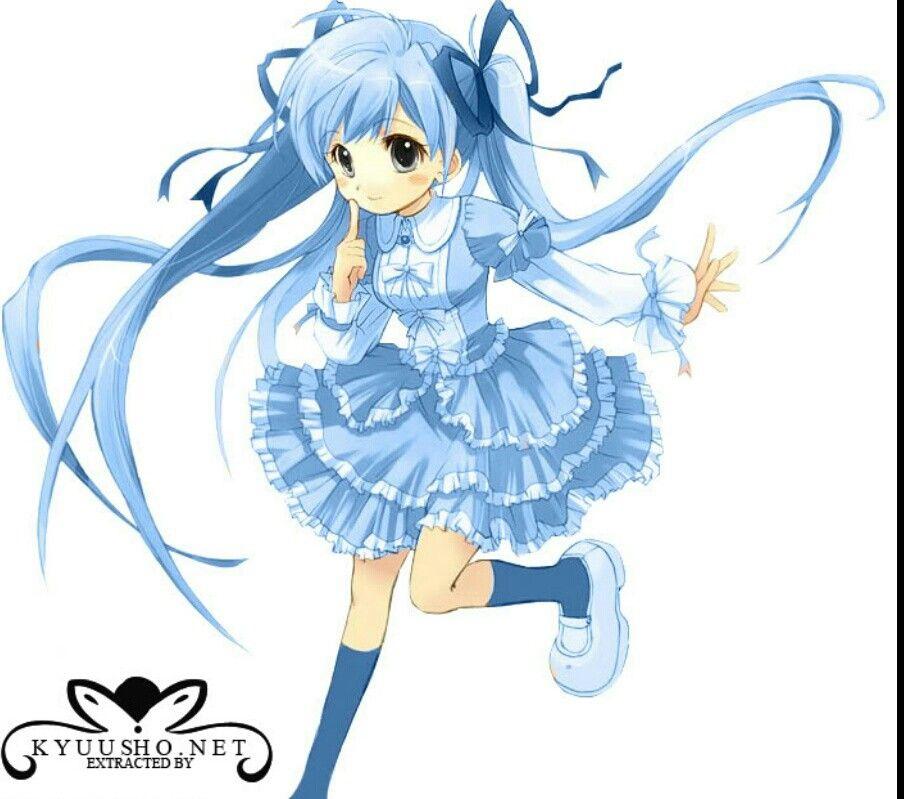 Sweet lolita girl
