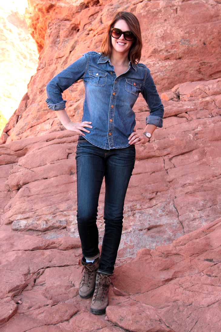 what to wear for hiking in colorado