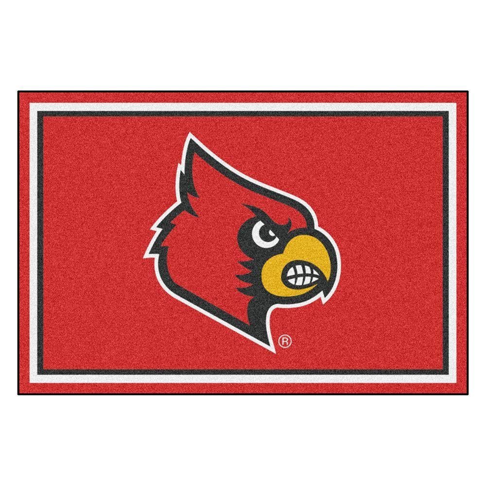 Louisville cardinals ncaa ultimat floor mat xu products