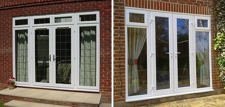 Rehau French Door Combinations Exterior And Doors Pinterest