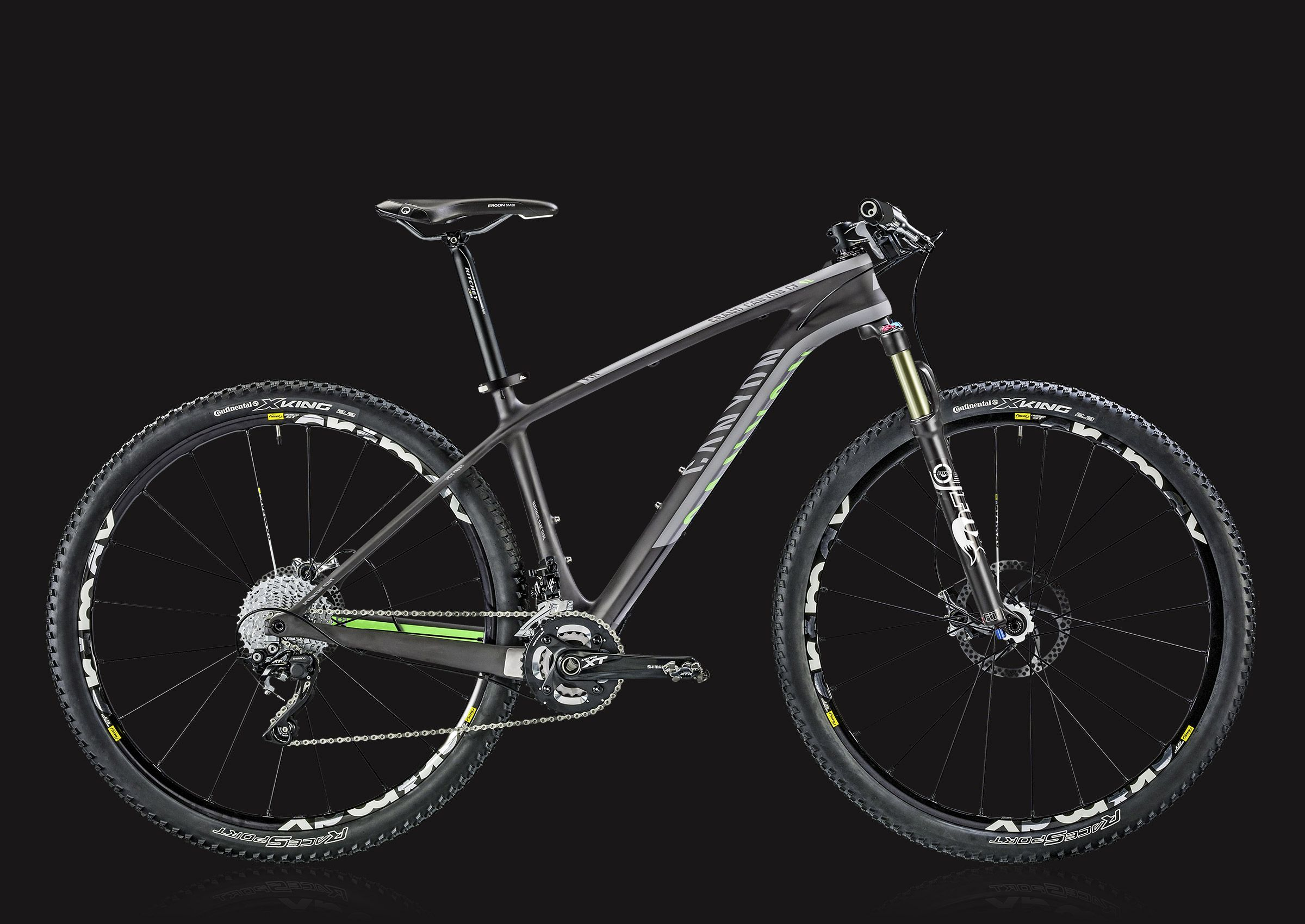 Canyon | Mountainbikes | Grand Canyon CF SL 29 8 9