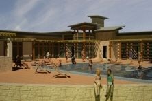West Texas Single family Residence Concept Design